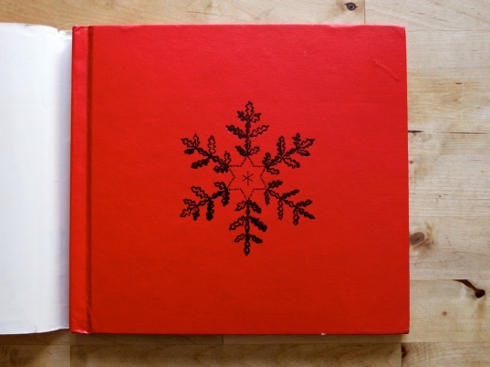 Snow is Falling hard cover